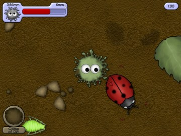 Screenshot af Tasty Planet