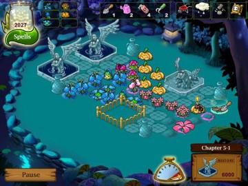Screenshot af Plantasia