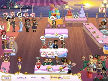 Screenshot af Wedding Dash - Ready Aim Love