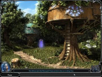 Screenshot af Dream Chronicles 3 - Chosen Child