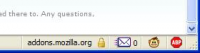 Screenshot af Yahoo! Mail Notifikator