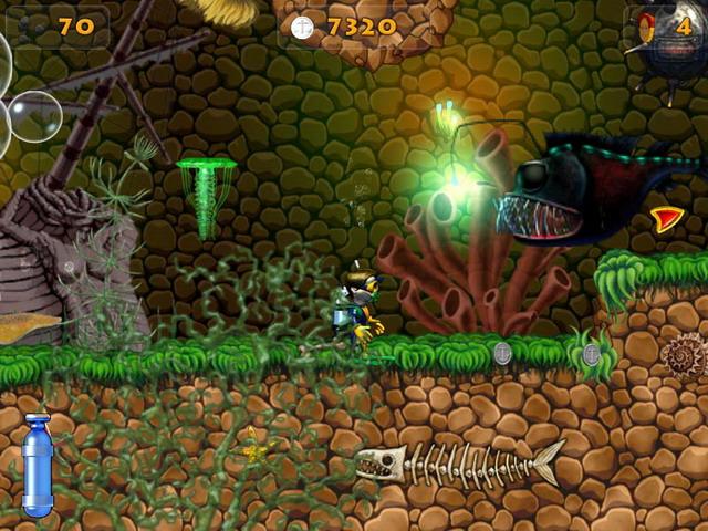 Screenshot af Subsea Relic