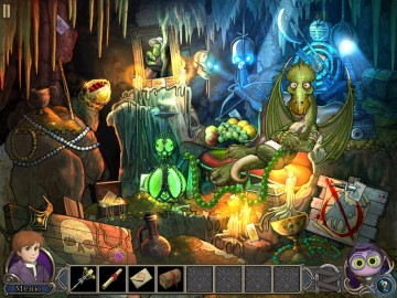 Screenshot af Elementals: The Magic Key