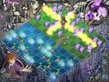 Screenshot af Elementals: The Magic Key