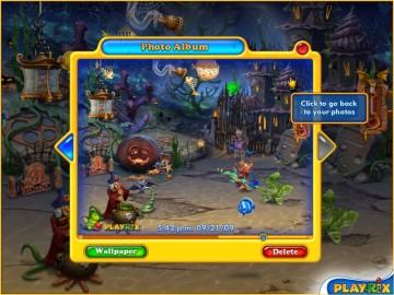 Screenshot af Fishdom: Spooky Splash
