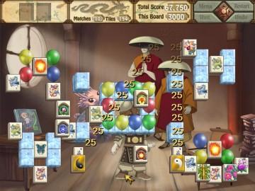 Screenshot af Mah Jong Quest 3