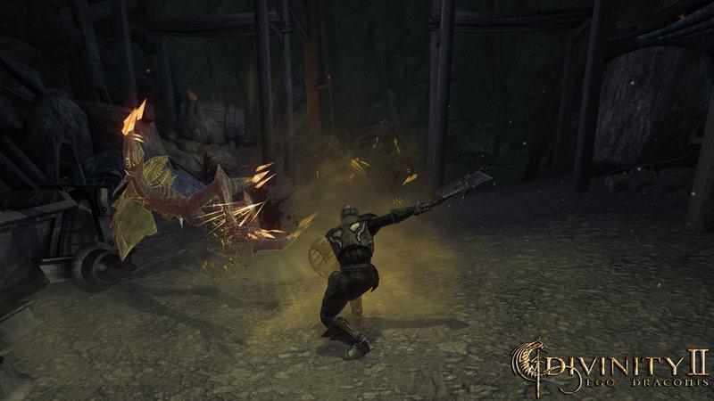 Screenshot af Divinity 2 - Ego Draconis