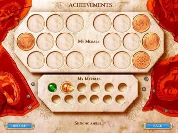 Screenshot af Mythic Marbles