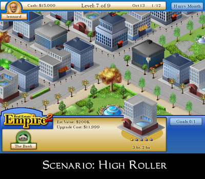 Screenshot af Real Estate Empire 2