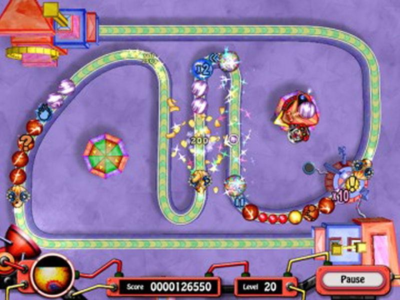 Screenshot af Sweetopia
