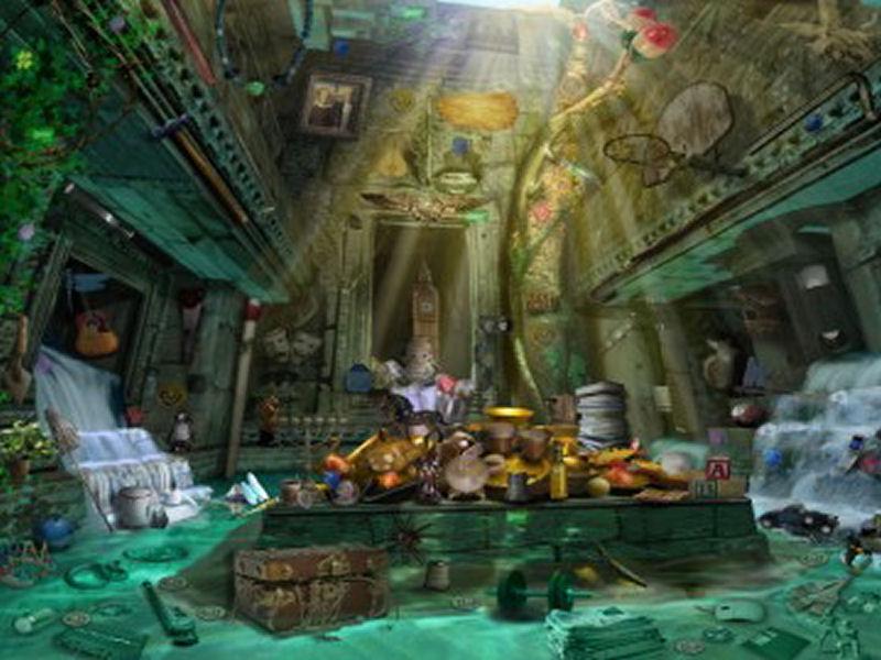 Screenshot af Jewel Quest Mysteries 2: Trail of the Midnight Heart