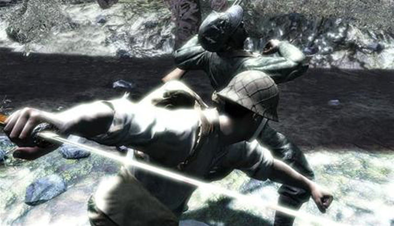 Screenshot af Call of Duty: World at War
