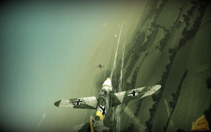 Screenshot af Wings of Prey