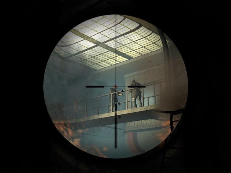 Screenshot af SAS: Secure Tomorrow