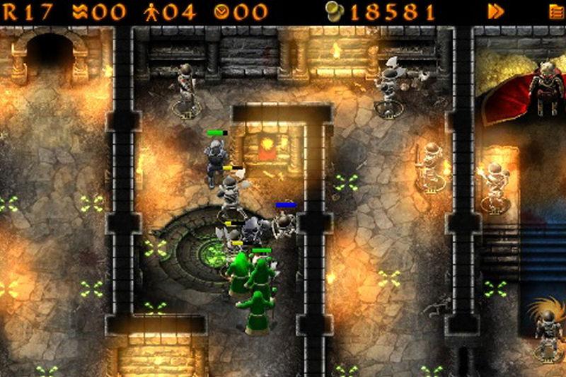 Screenshot af Dungeon Defense