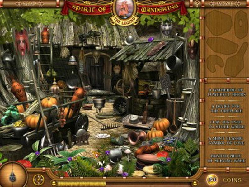 Screenshot af Spirit of Wandering