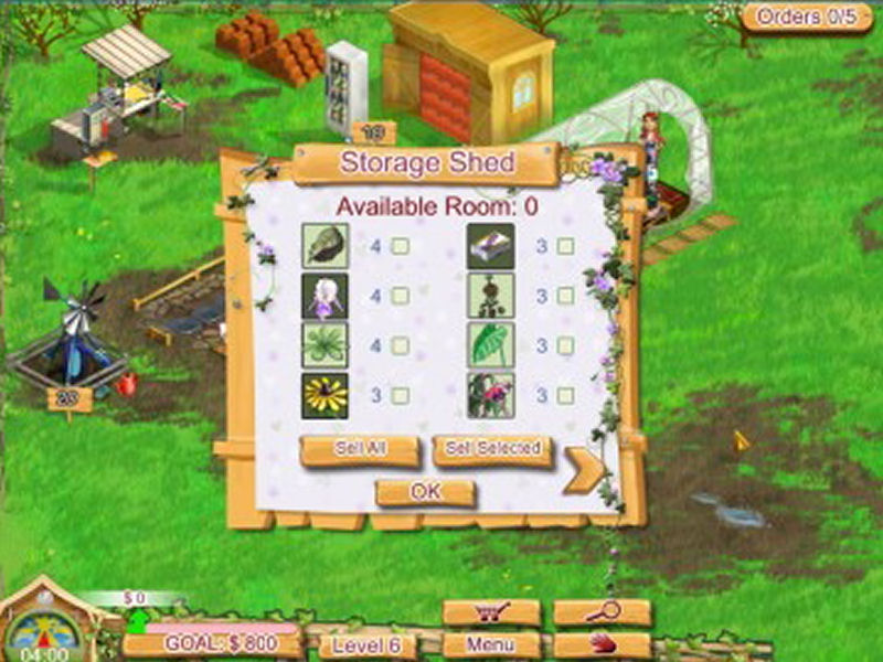 Screenshot af Kelly Green: Garden Queen