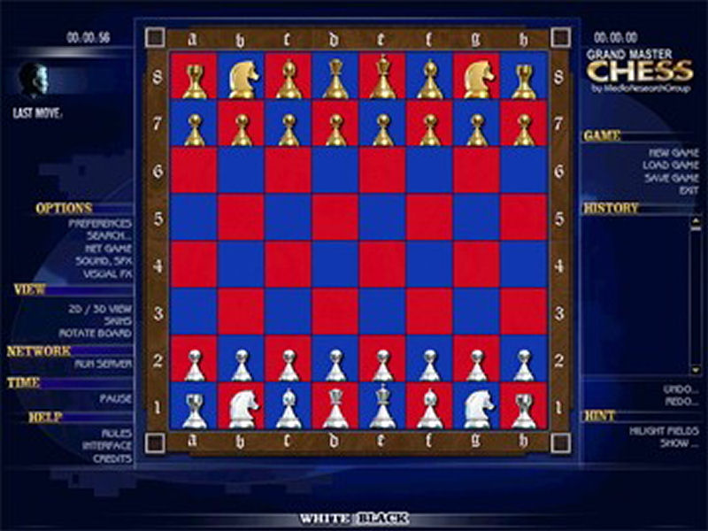 Screenshot af Grand Master Chess