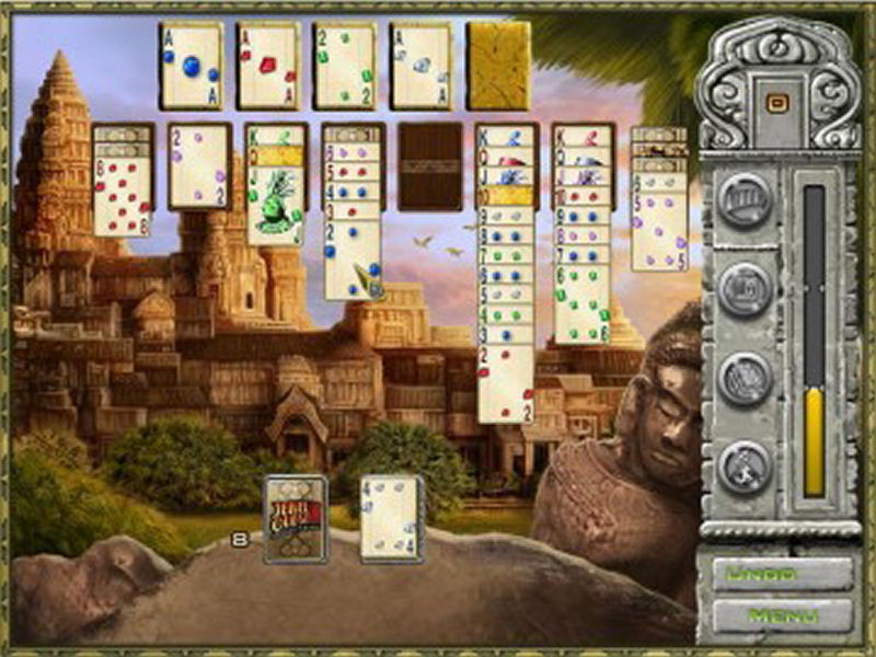 Screenshot af Jewel Quest Solitaire 3