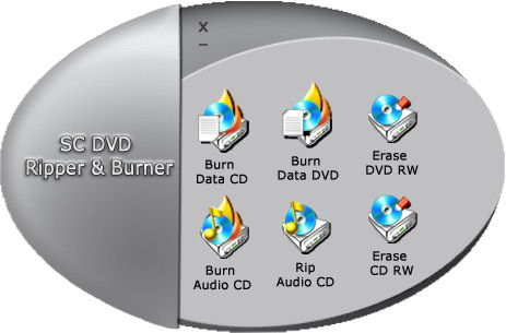 Screenshot af Free DVD Ripper and Burner