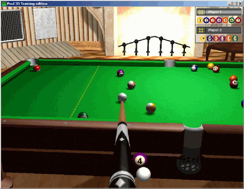 Screenshot af  3D Live Pool