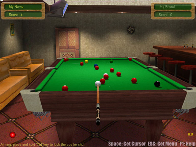 Screenshot af  3D Live Pool
