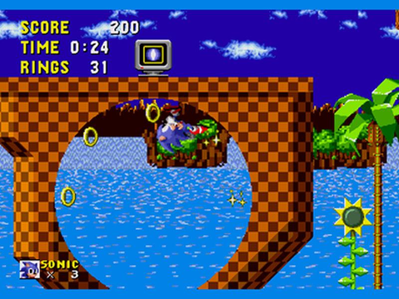Screenshot af  Sonic the Hedgehog Adventure 3 1