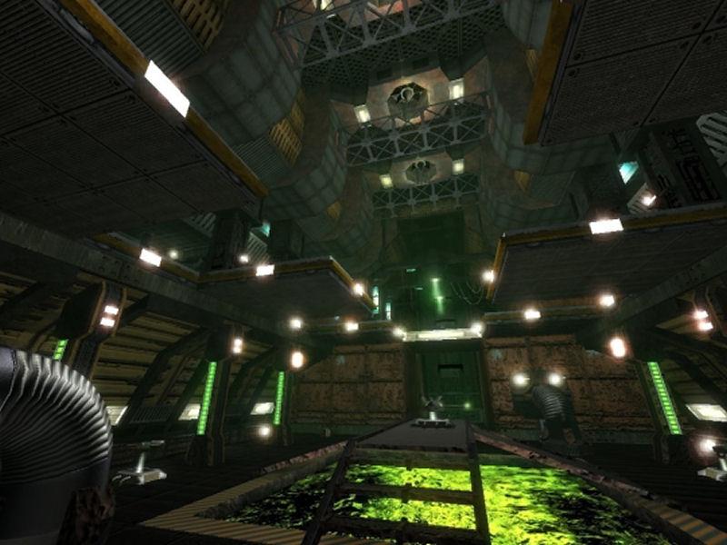 Screenshot af Alien Arena