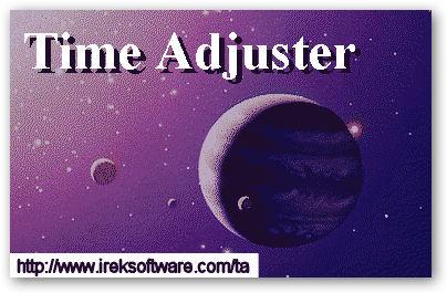 Screenshot af Time Adjuster