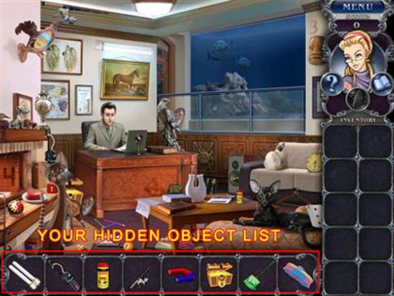Screenshot af 3 Days Zoo Mystery