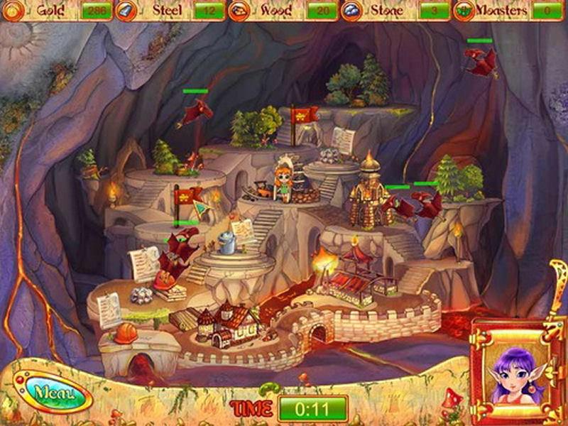 Screenshot af A Dwarfs Story
