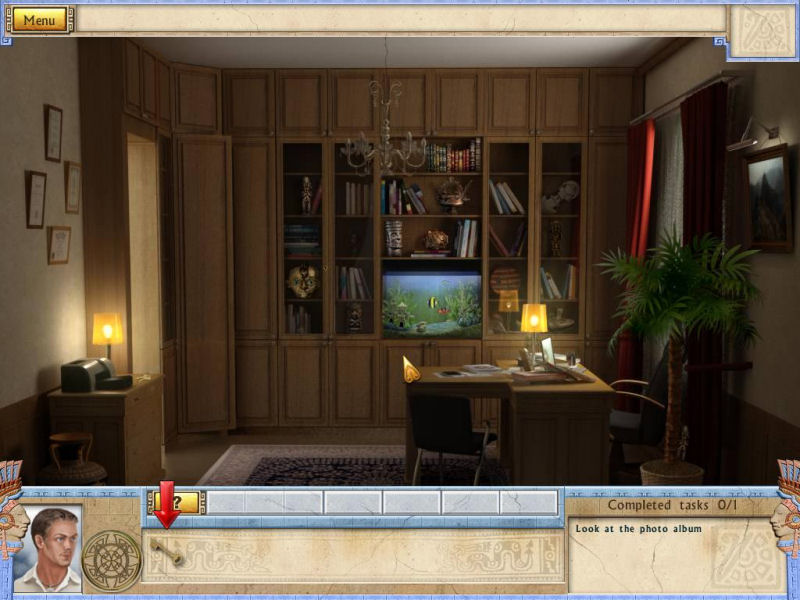 Screenshot af Alabama Smith In The Quest Of Fate
