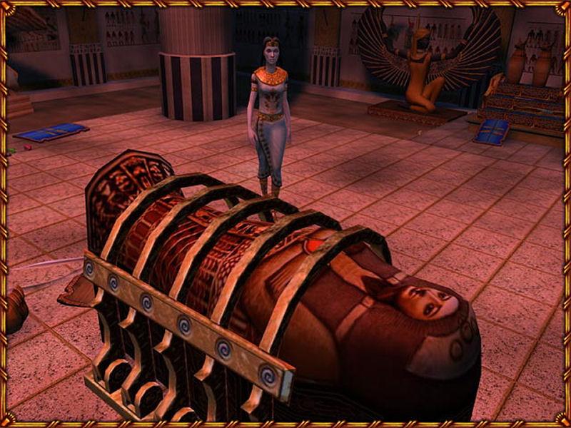 Screenshot af Annabel