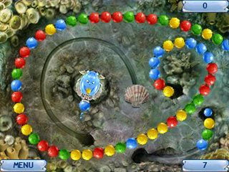 Screenshot af Aqua Pearls