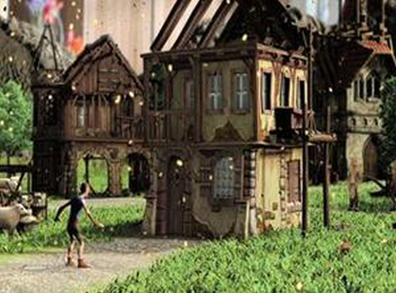 Screenshot af Settlers 7: Paths to a Kingdom