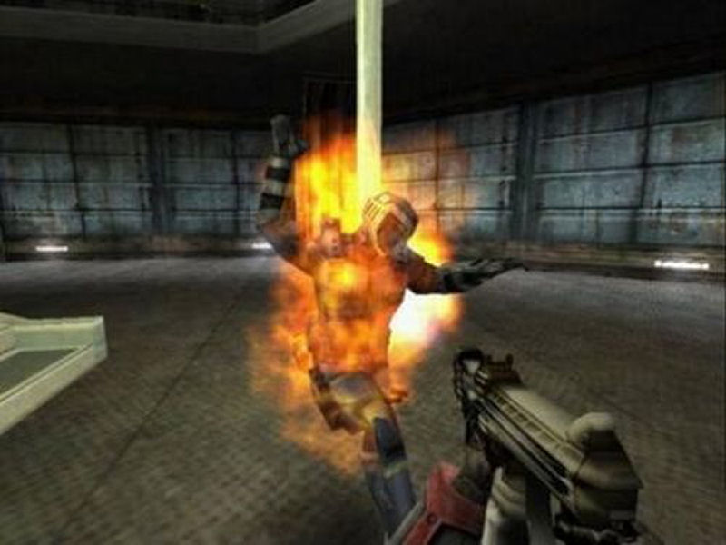 Screenshot af Deus Ex