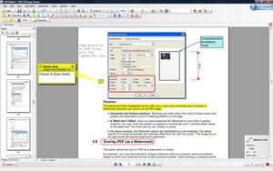 Screenshot af PDF-XChange Pro