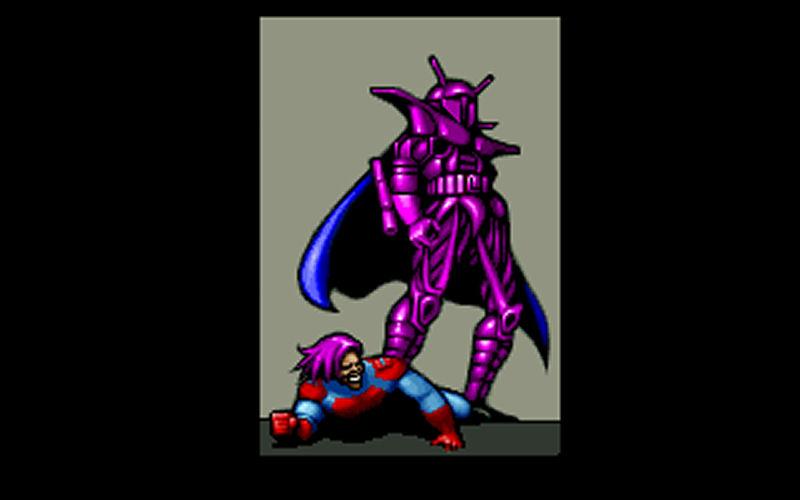 Screenshot af Turrican II - The Final Fight