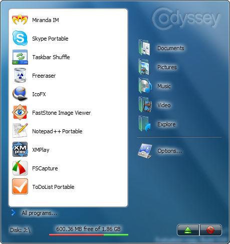 Screenshot af CodySafe