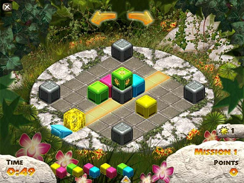 Screenshot af BeachBlox