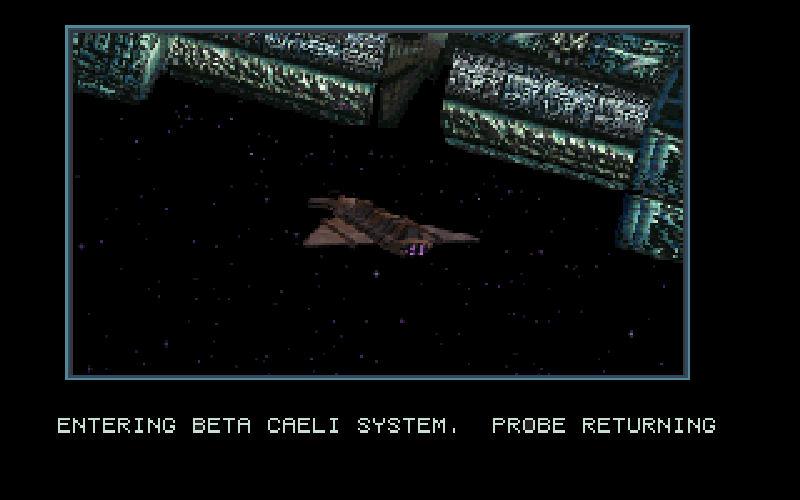 Screenshot af Alien Legacy