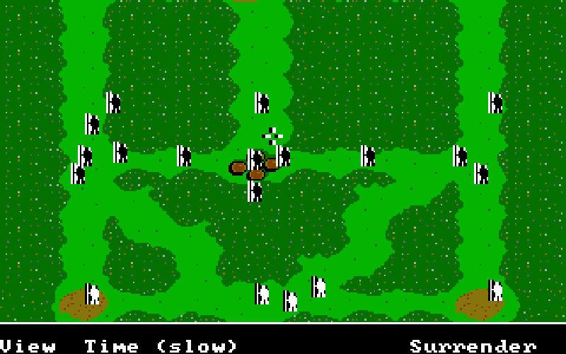 Screenshot af Ancient Art of War