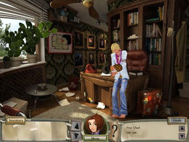 Screenshot af Natalie Brooks: Mystery at Hillcrest High