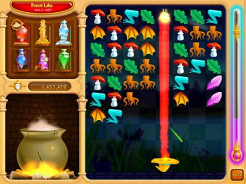 Screenshot af Wizard's Hat