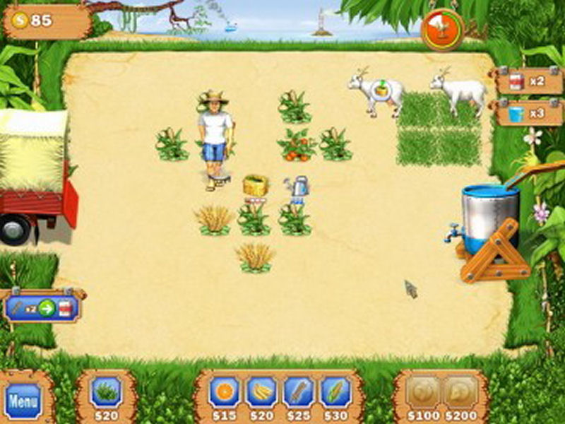Screenshot af Tropical Farm