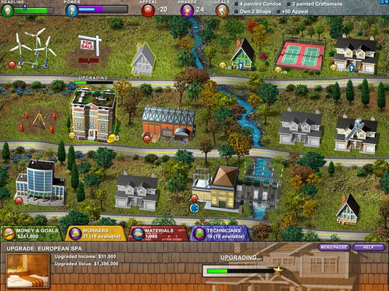 Screenshot af Build-a-Lot 4