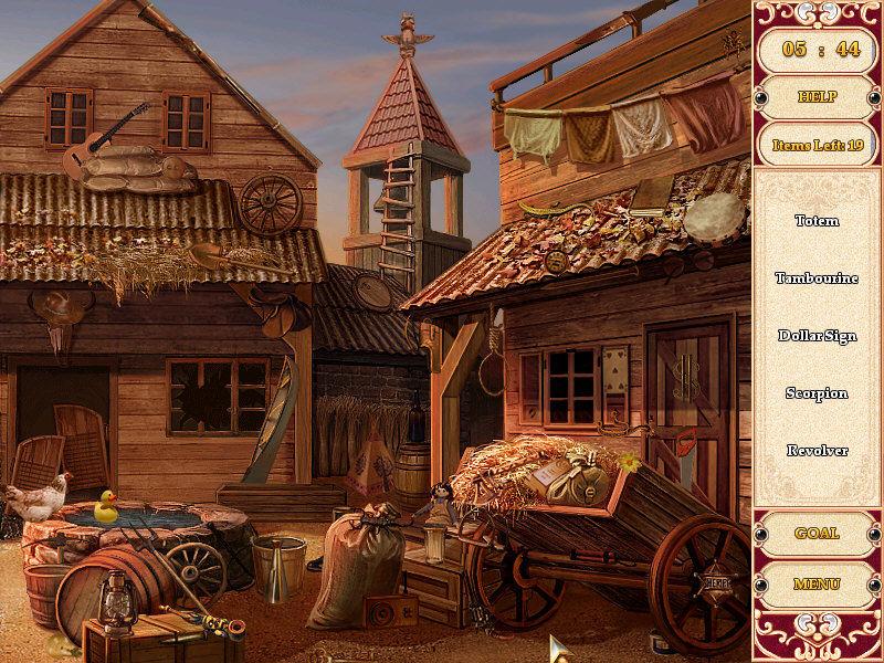 Screenshot af Detective Stories: Hollywood