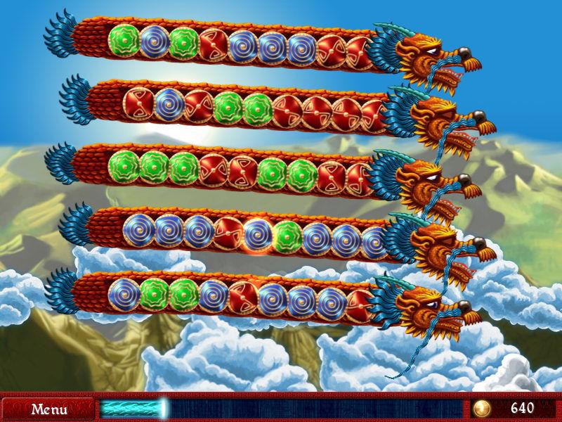 Screenshot af Dragon Portals