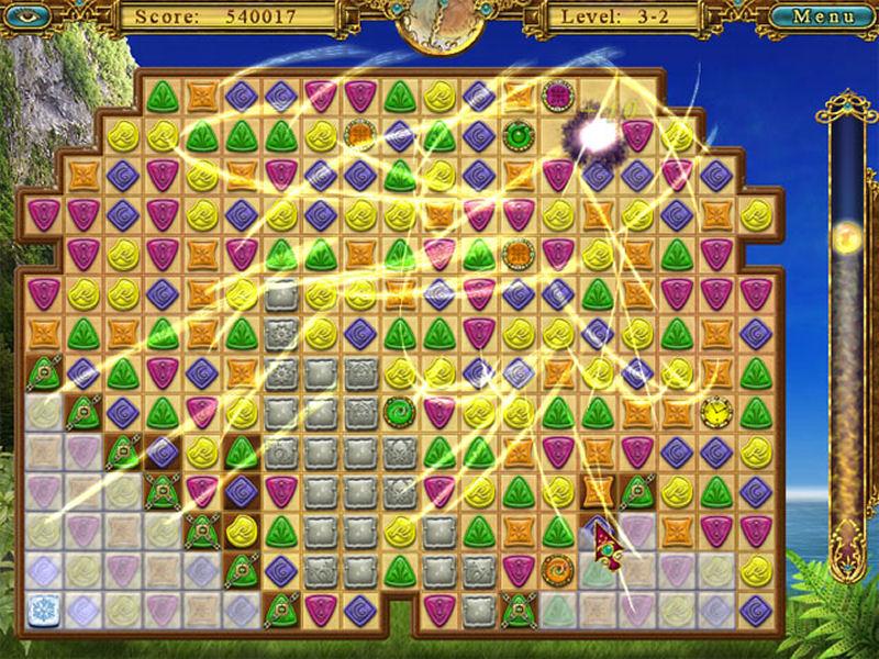 Screenshot af Enchanted Cavern