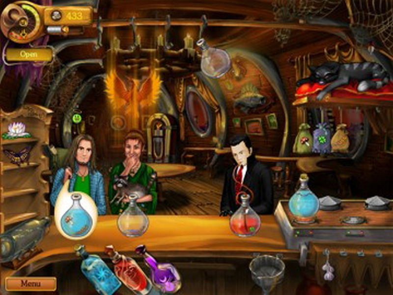 Screenshot af Potion Bar
